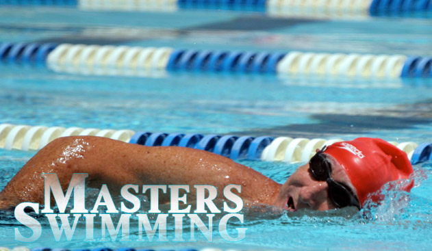 Technology Keeps Masters Swimmers In The Pool