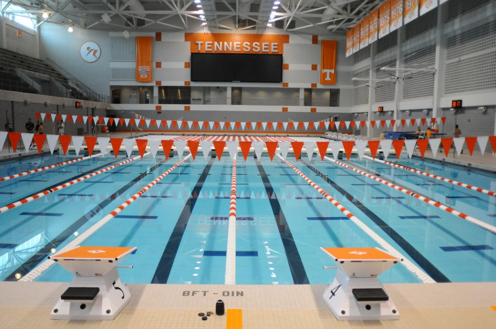 Tennessee swimming