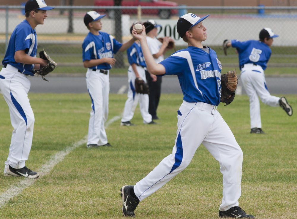 Preseason Baseball Training Program Recommended To Prevent Injuries