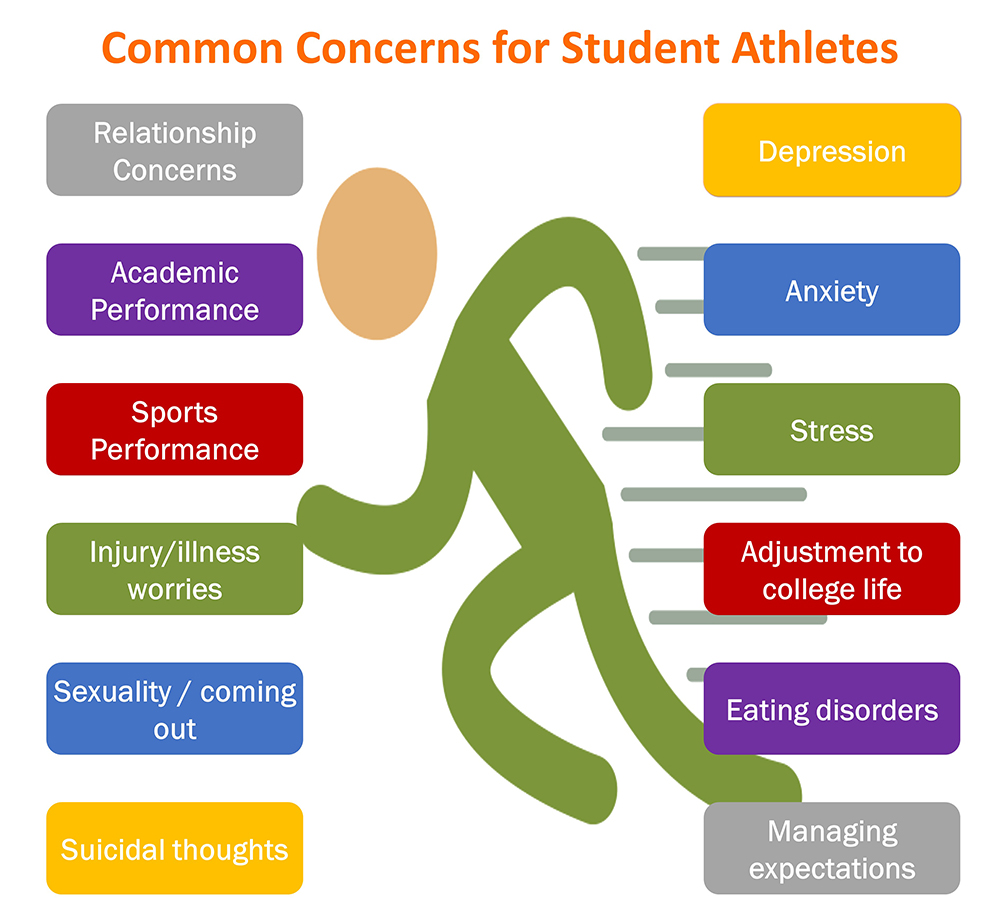 Effects of stress on academic and athletic performance ...